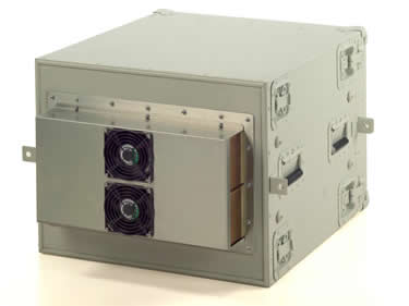 Case with Extended Air Condition Unit