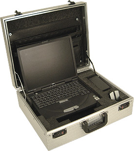 Custom Laptop Attache Case