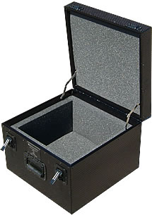 Small black Shipping Case